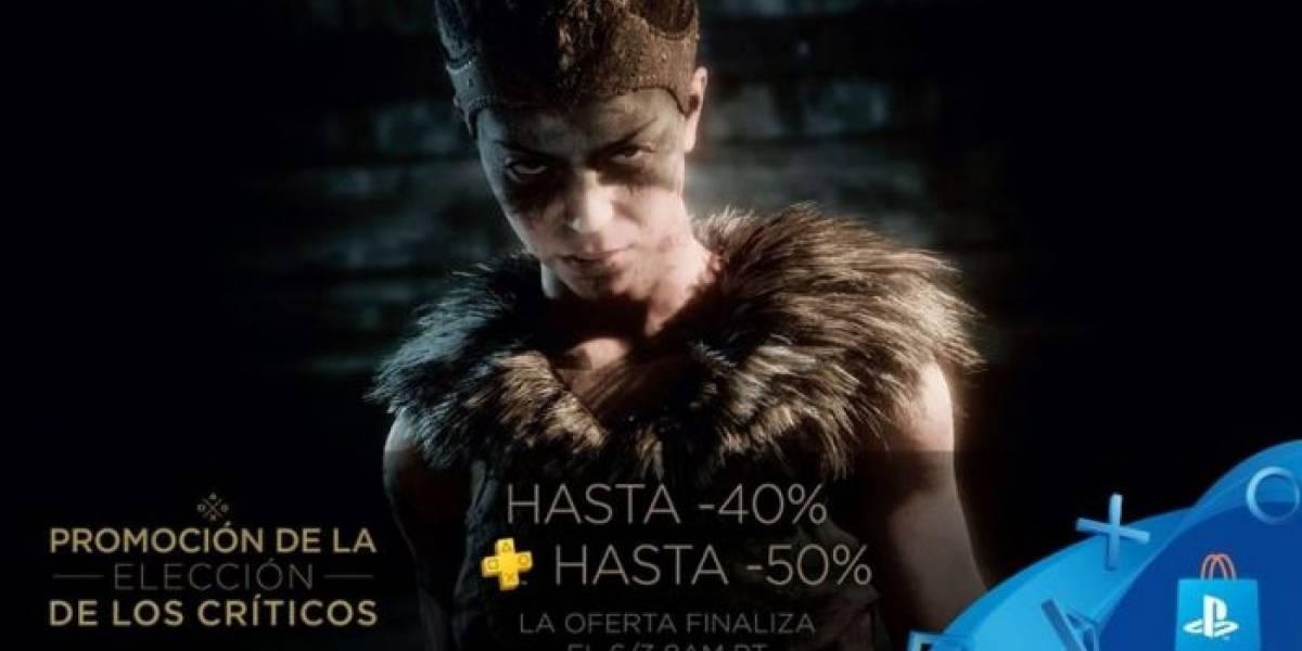 PlayStation Store tiene venta especial de Juegos Aclamados por la Crítica