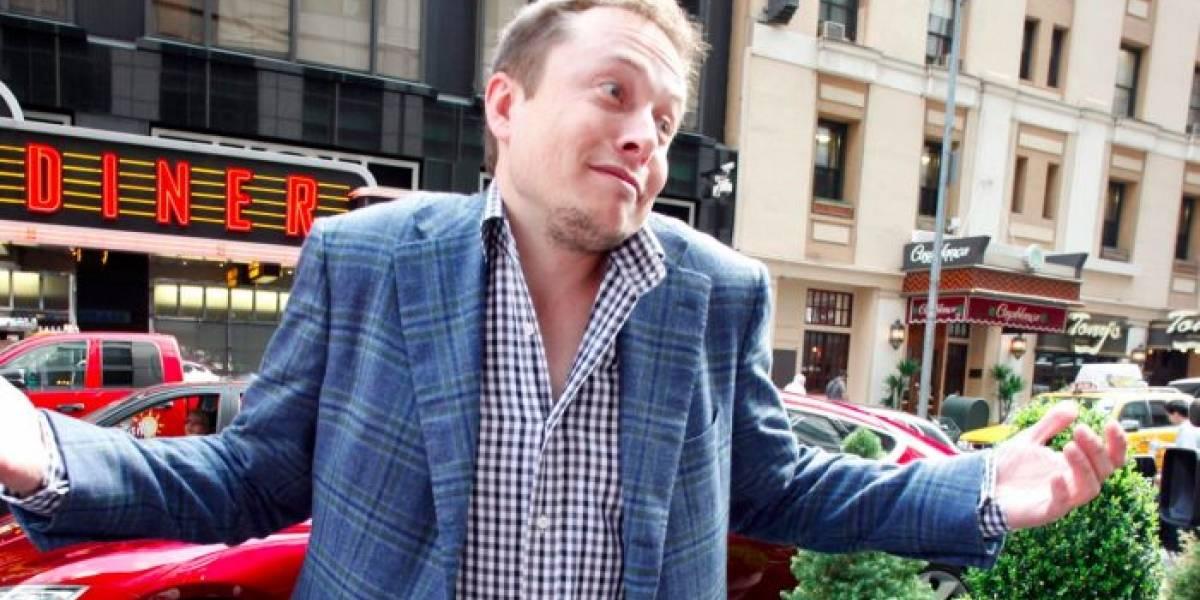 Elon Musk habla sobre la pieza del Falcon 9 que no pudo atrapar