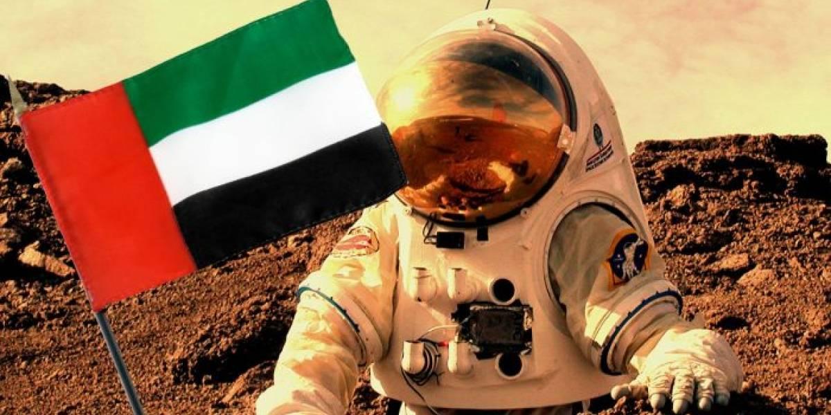 Emiratos Árabes Unidos también quiere llegar a Marte