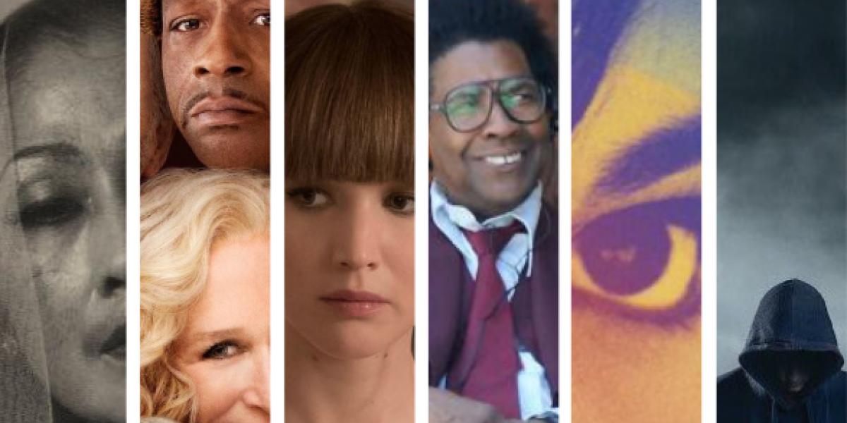 Cartelera con los estrenos de películas en este fin de semana