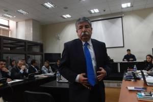 exministro Mario Aldana, caso Transurbano
