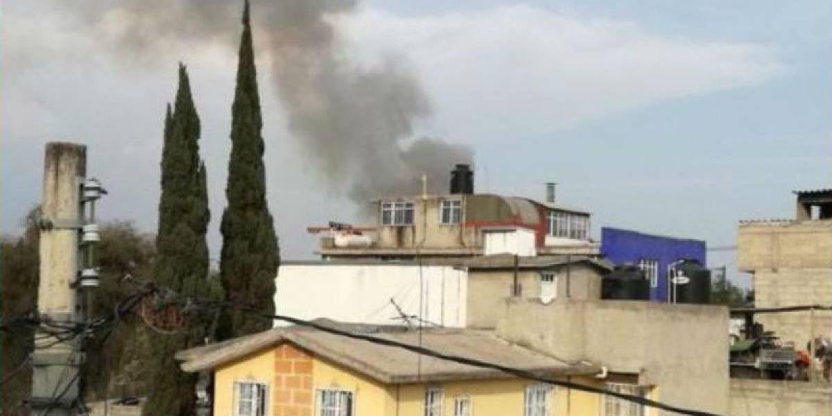 Explosión de polvorín, otra vez en Tultepec, deja dos muertos