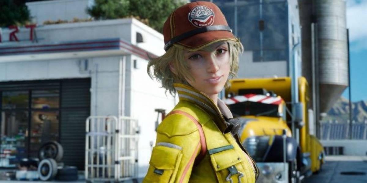Final Fantasy XV seguirá recibiendo DLC en 2019