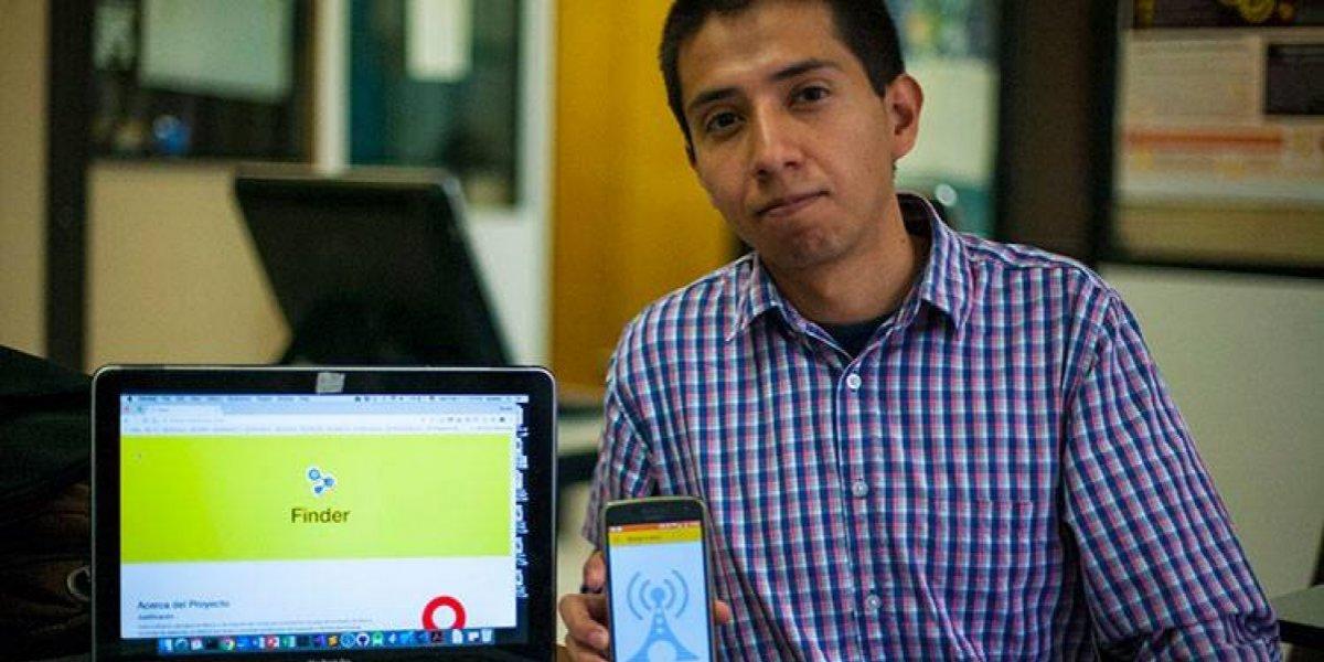 Esta aplicación ayudará a encontrar a desaparecidos tras sismos... ¡sin internet!