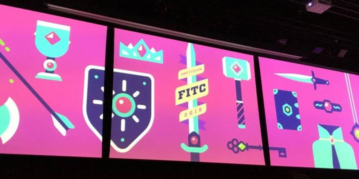 Un primer vistazo a FITC Amsterdam 2018, el festival de innovación y diseño