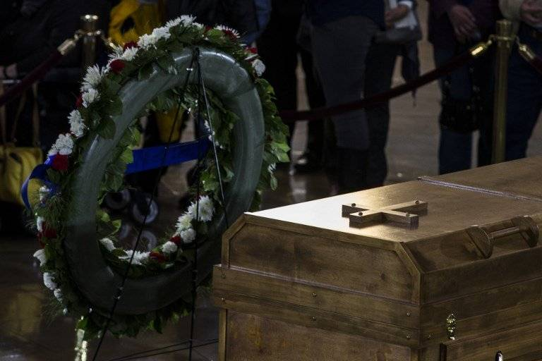 Homenaje a Billy Graham