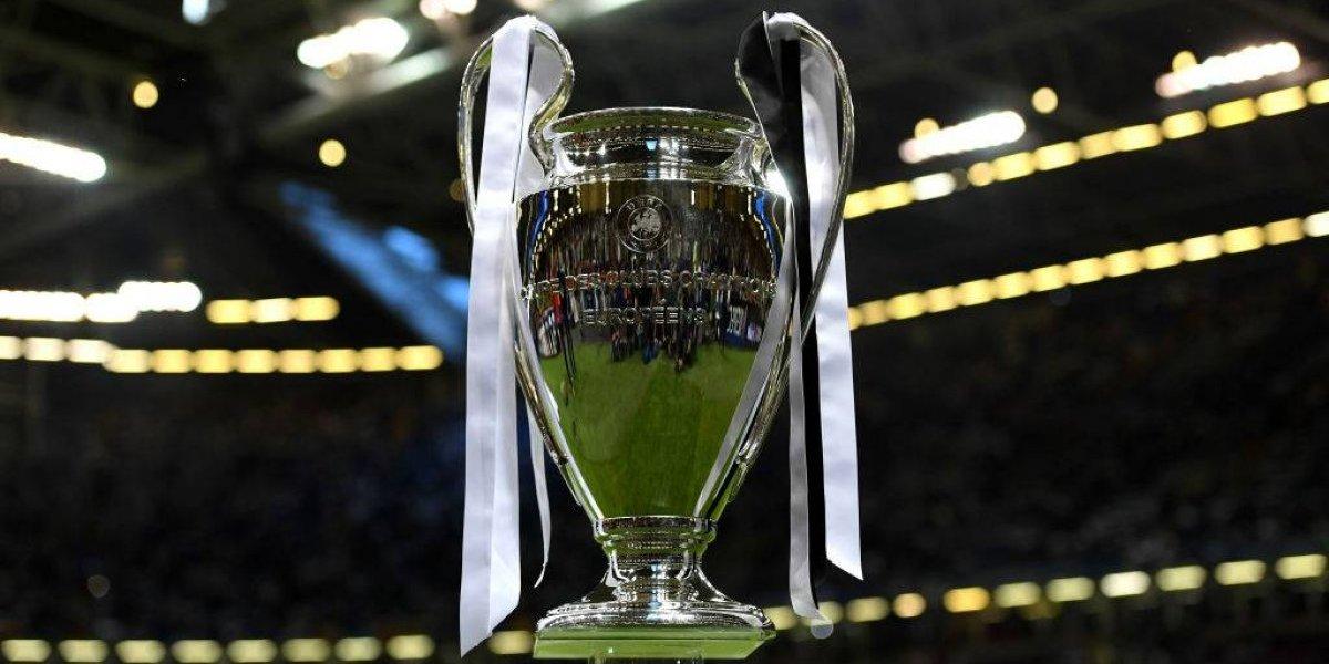 UEFA modifica reglas para la Champions y Europa League