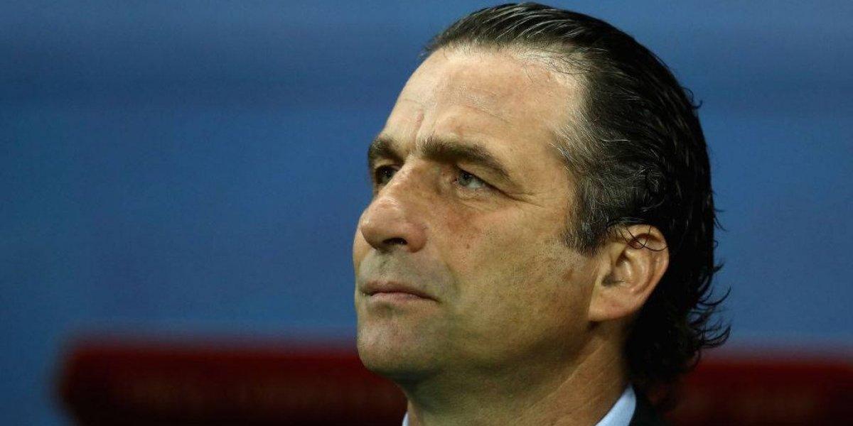 Pizzi sufre dura goleada con Arabia Saudita en amistoso
