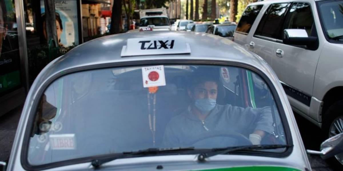 Taxistas en la Ciudad de México tendrán app al estilo Uber