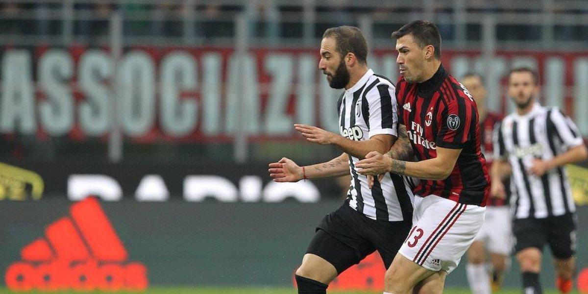 Milán y Juventus se enfrentarán por el título de la Copa Italia