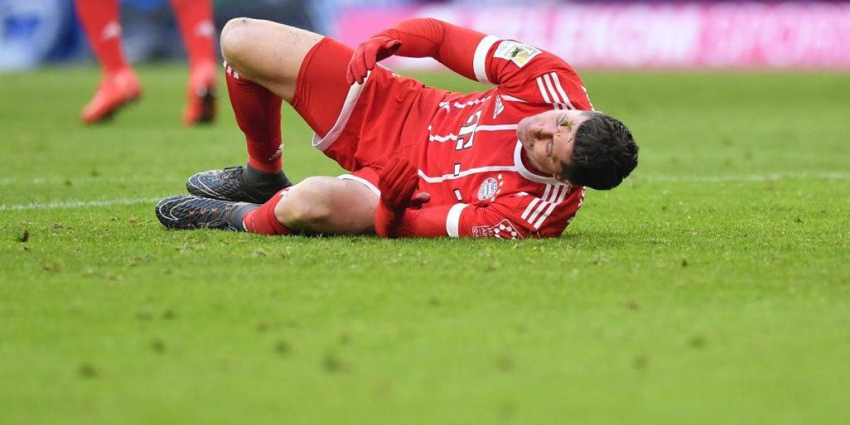Problemas de primer mundo: Lewandowski y Hummels se agarraron a garabatos en práctica del Bayern