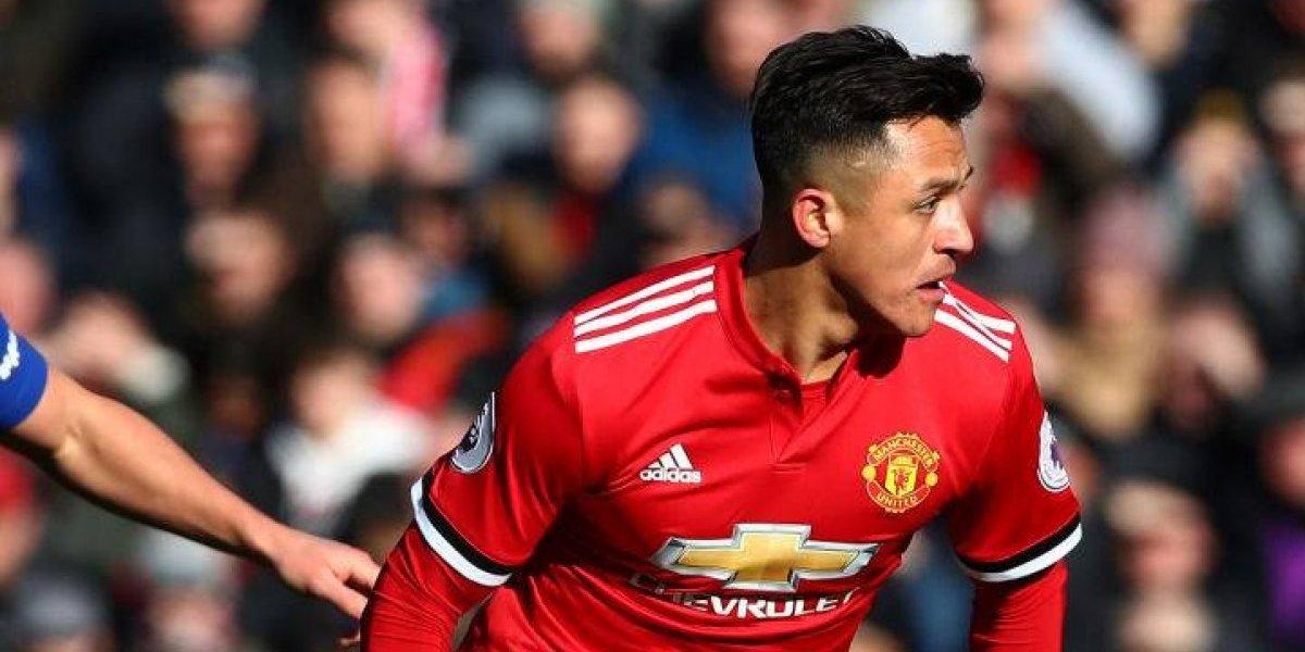 Uno que sabe: Ryan Giggs respaldó a Alexis y le pidió paciencia a los hinchas del United