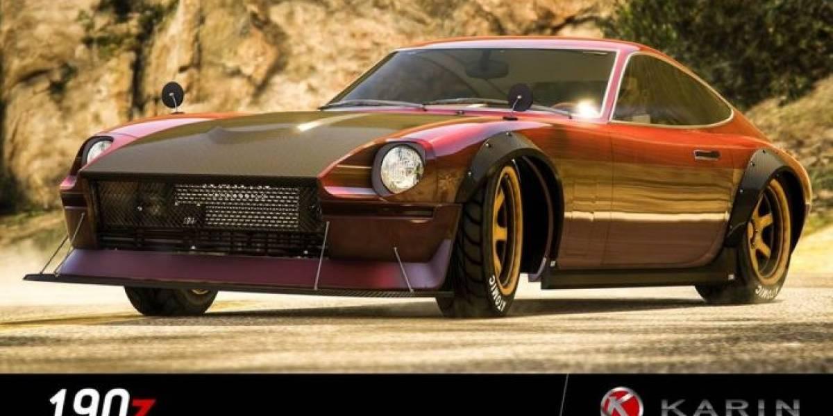 Un nuevo vehículo y grandes descuentos en GTA Online