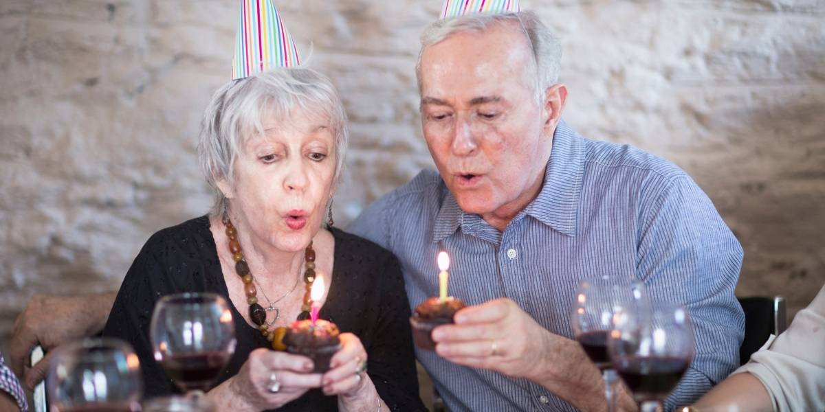 Beber diariamente pode ser a chave para passar a marca dos 90 anos