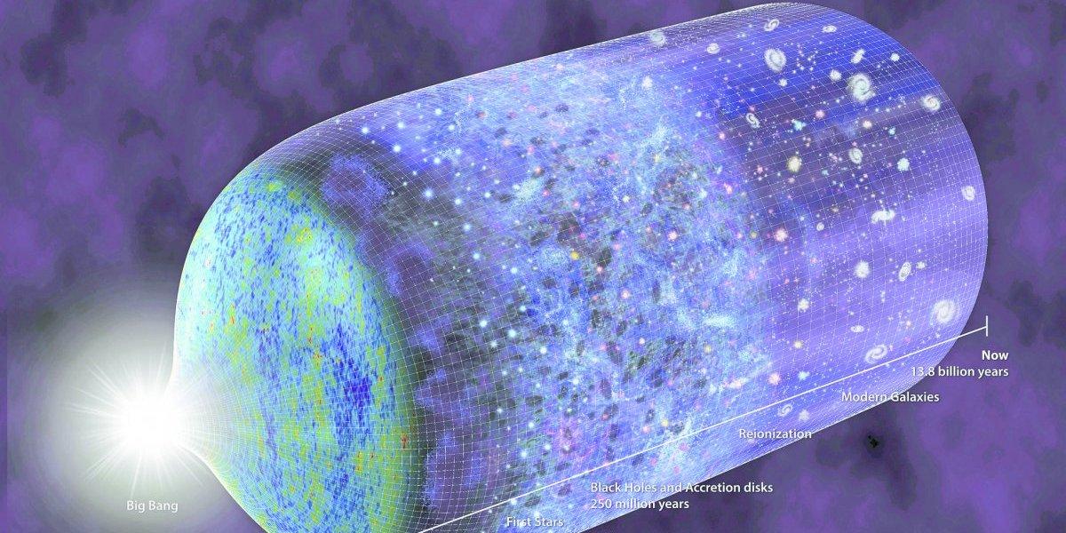 Científicos vislumbran a las primeras estrellas
