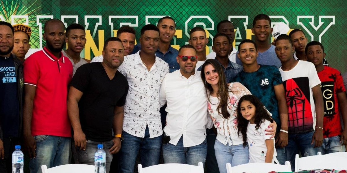 NoGae Sports Nations celebra su aporte al béisbol dominicano