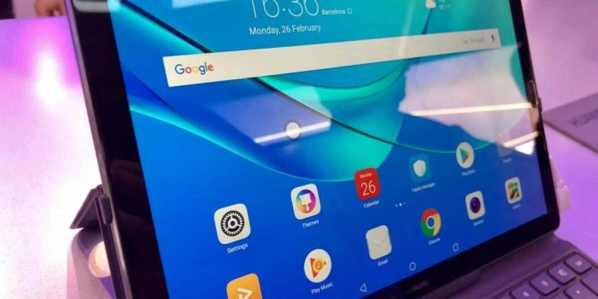 Huawei aún cree en los tablets y presenta sus nuevos MediaPad M5 #MWC2018