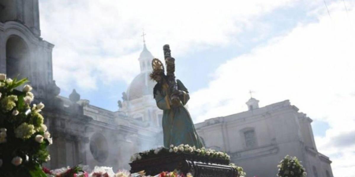 Jesús de La Merced, a 297 años de haber sido nombrado Patrón Jurado