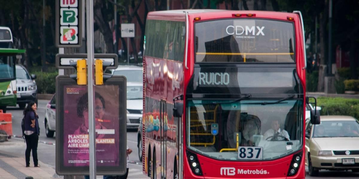 ¡Sin glamour, ni reflectores! Inicia operaciones la Línea 7 del Metrobús