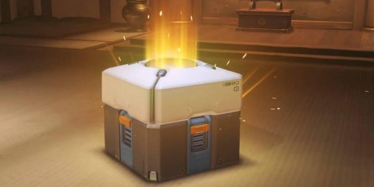 La ESRB marcará con etiqueta a los videojuegos con cajas de botín