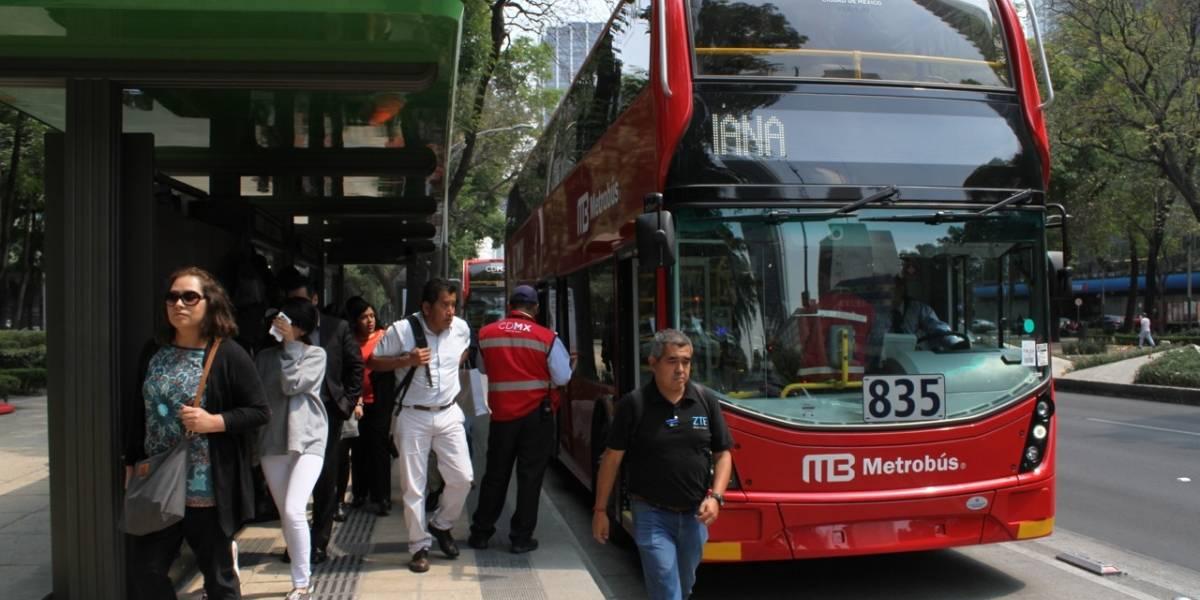 El lunes arranca cobro de tarifa en Reforma... y de multas