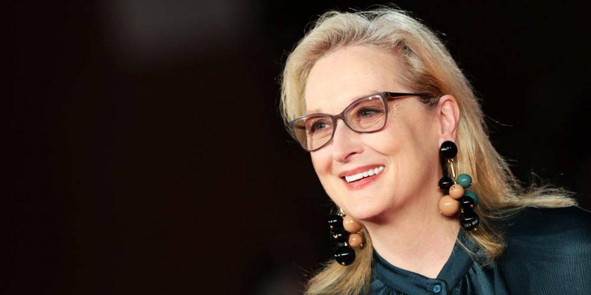 Meryl Streep, la actriz más nominada de los Oscar