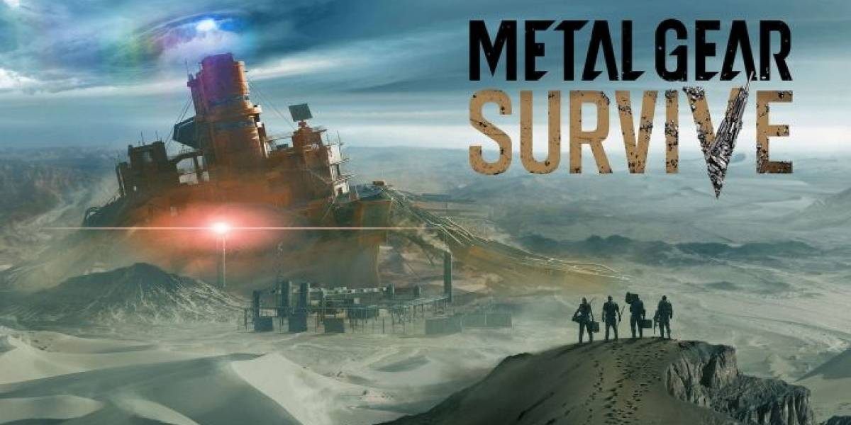 Metal Gear Survive oculta un tributo para Kojima Productions