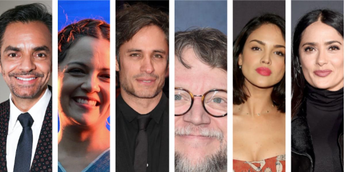 ¡Seis mexicanos al grito del Óscar!
