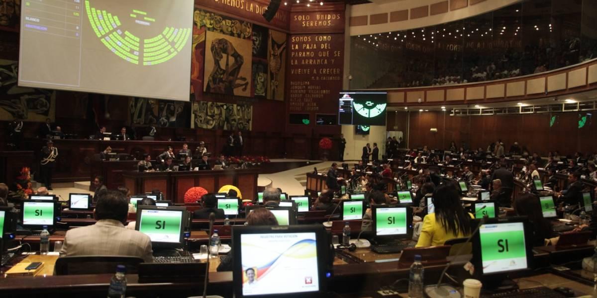 La Asamblea Nacional tendrá nuevo presidente este miércoles