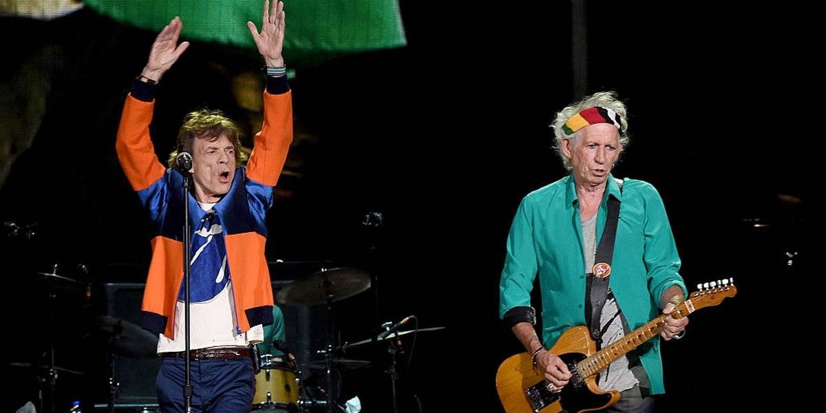 Keith Richards se desculpa com Mick Jagger após piada sobre vasectomia