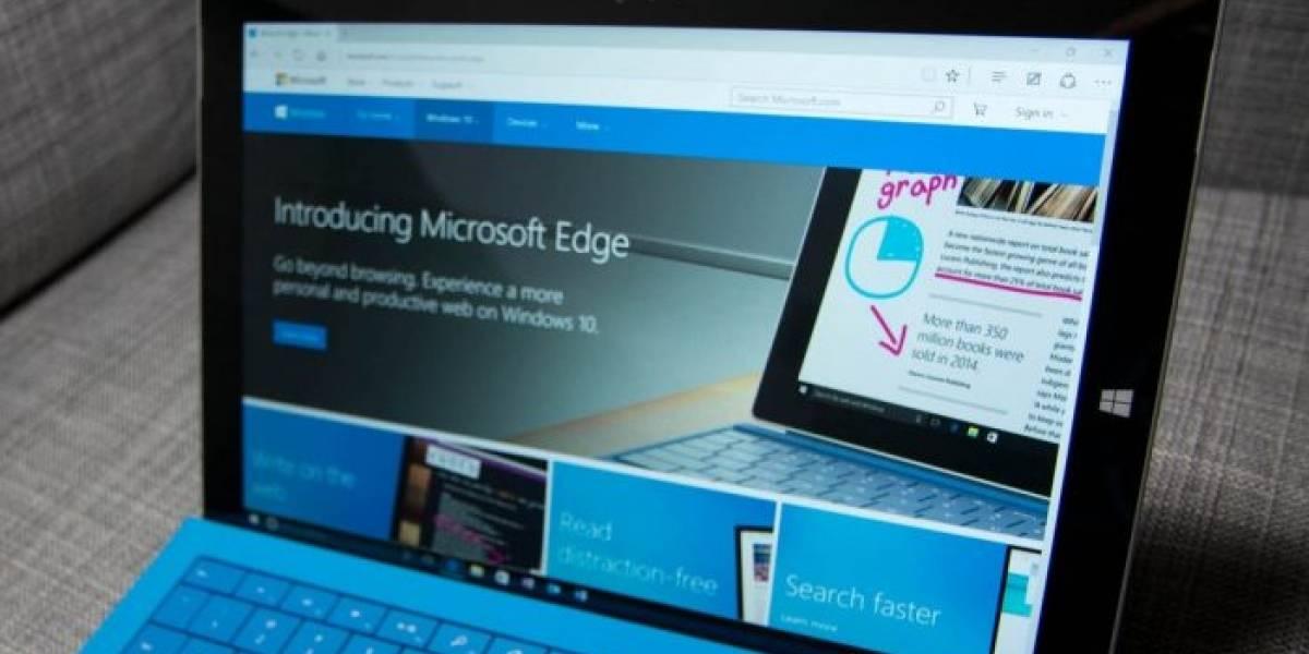 Google descubre serio error en Microsoft Edge y lo hace público