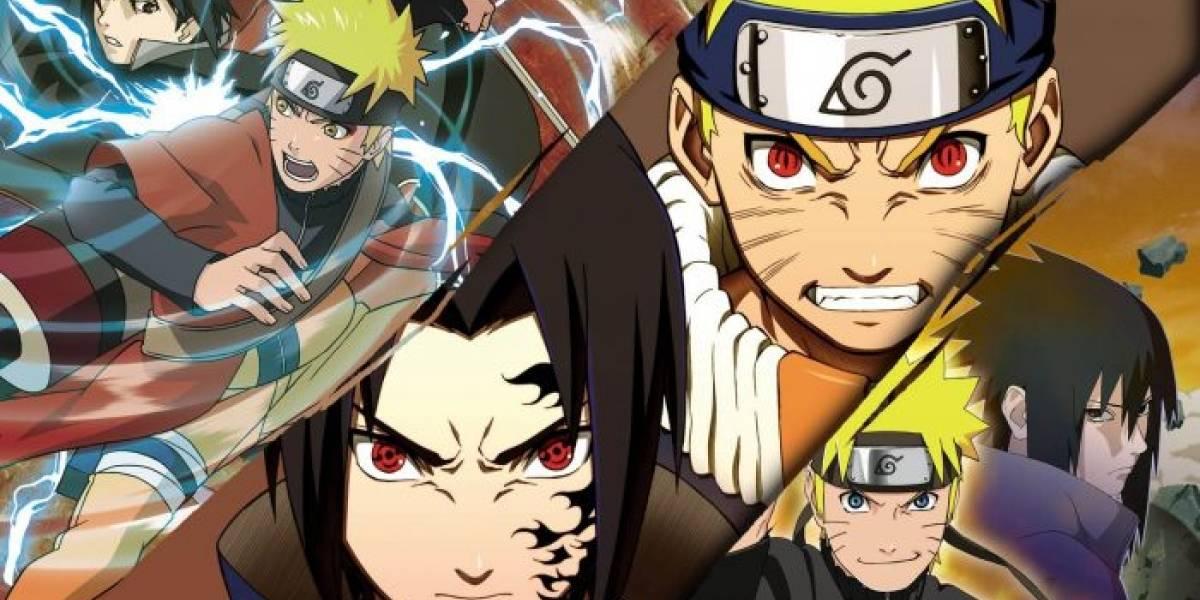 Naruto Shippuden: Ultimate Ninja Storm Trilogy llegará a Switch