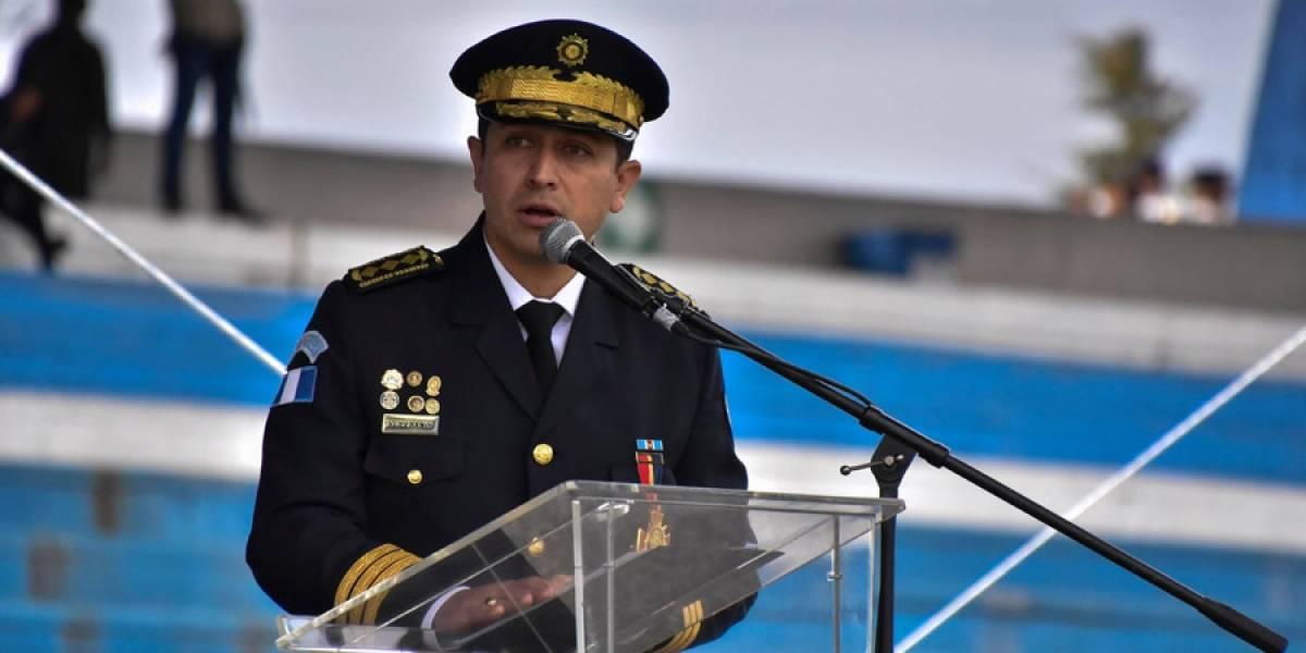 Embajada de EE. UU. felicita a Nery Ramos por su labor frente a la PNC