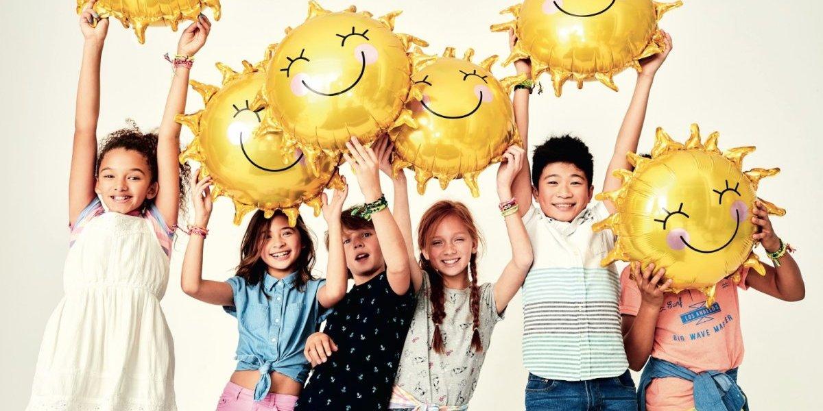 Checa las tendencias de primavera-verano para niños este 2018