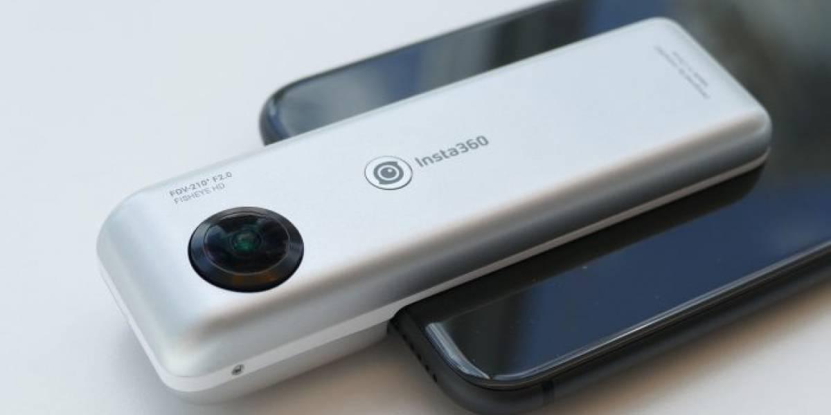 Insta 360 Nano: una cámara para fotos en 360º en tus redes sociales [FW Labs]