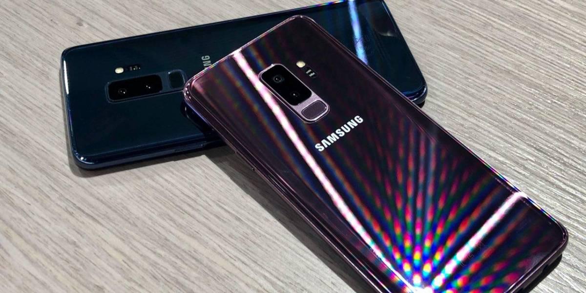 Probamos el nuevo Samsung Galaxy S9 #MWC2018