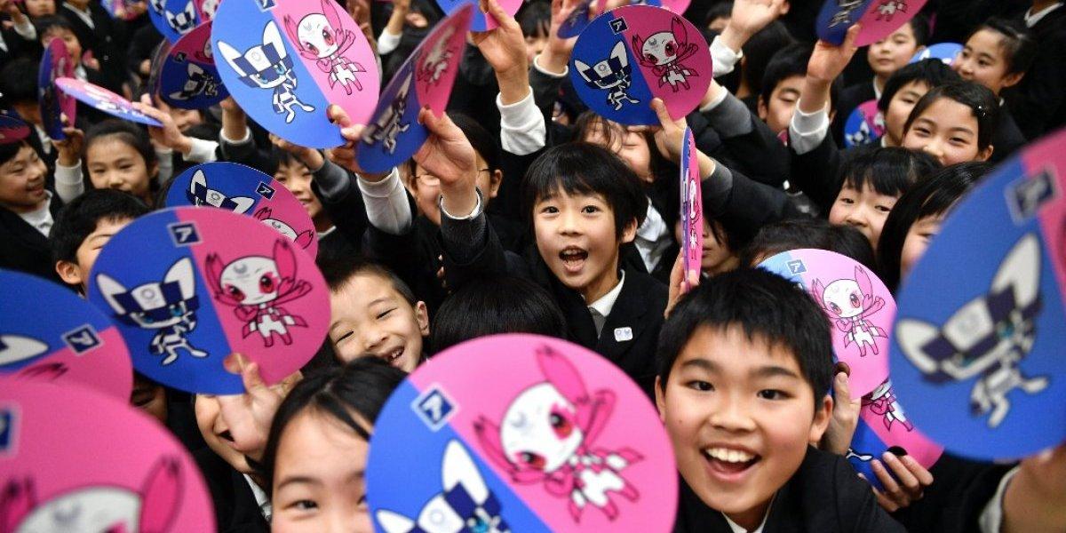 Desvelan a las mascotas de los Juegos Olímpicos de Tokio 2020
