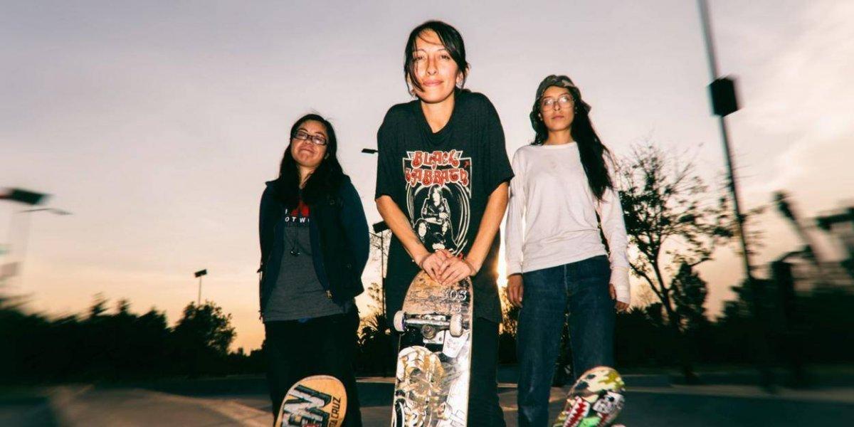 Patina como niña: estas skaters mexicanas no le temen al machismo