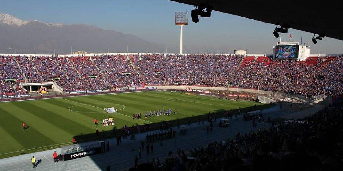 Santiago postuló para ser sede de la primera final única de la Libertadores y tendrá una dura competencia