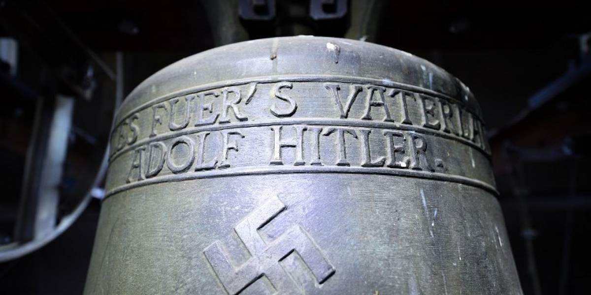 Pueblo alemán decide conservar una campana dedicada a Hitler