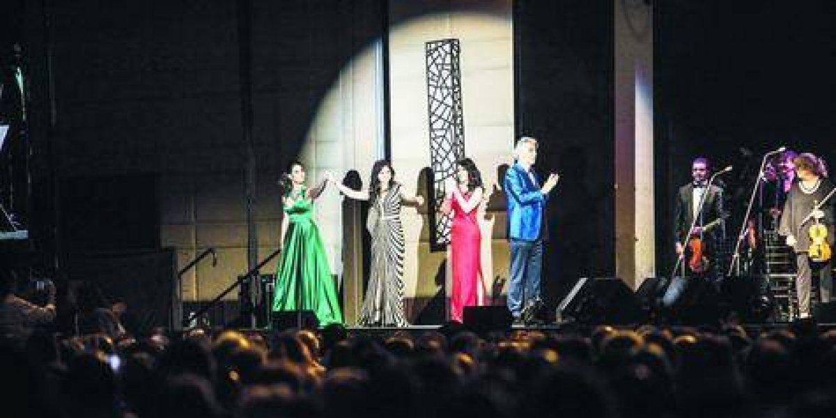 Altice Music apoyó concierto Andrea Bocelli realizado en Punta Cana