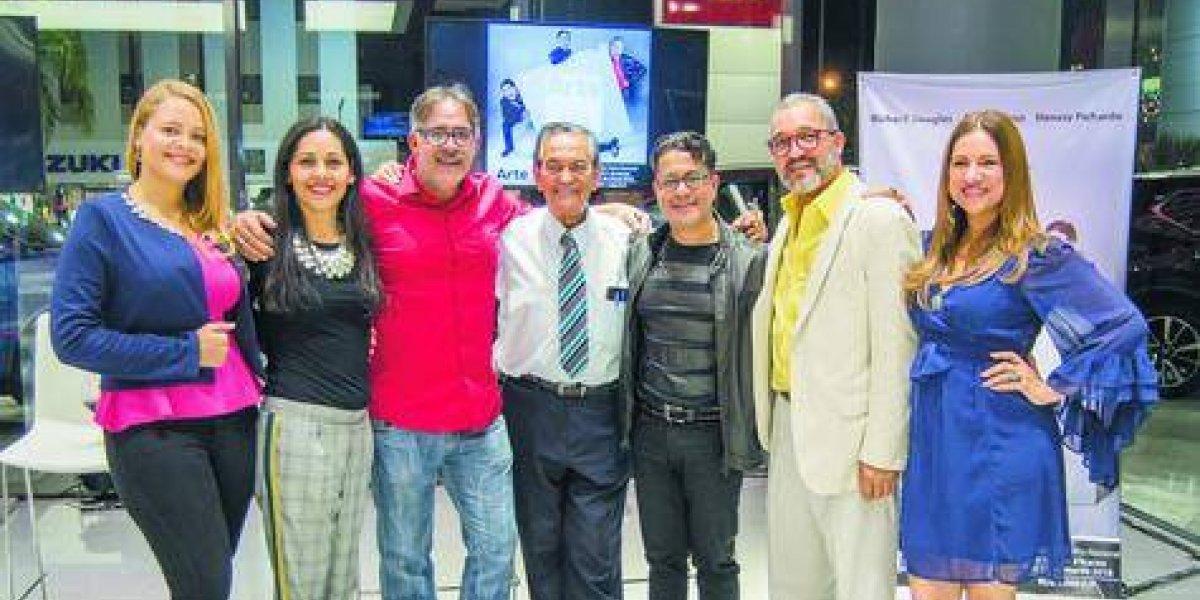 "La obra ""Arte"" estrena hoy  jueves 1 en la Sala Ravelo del Teatro Nacional"