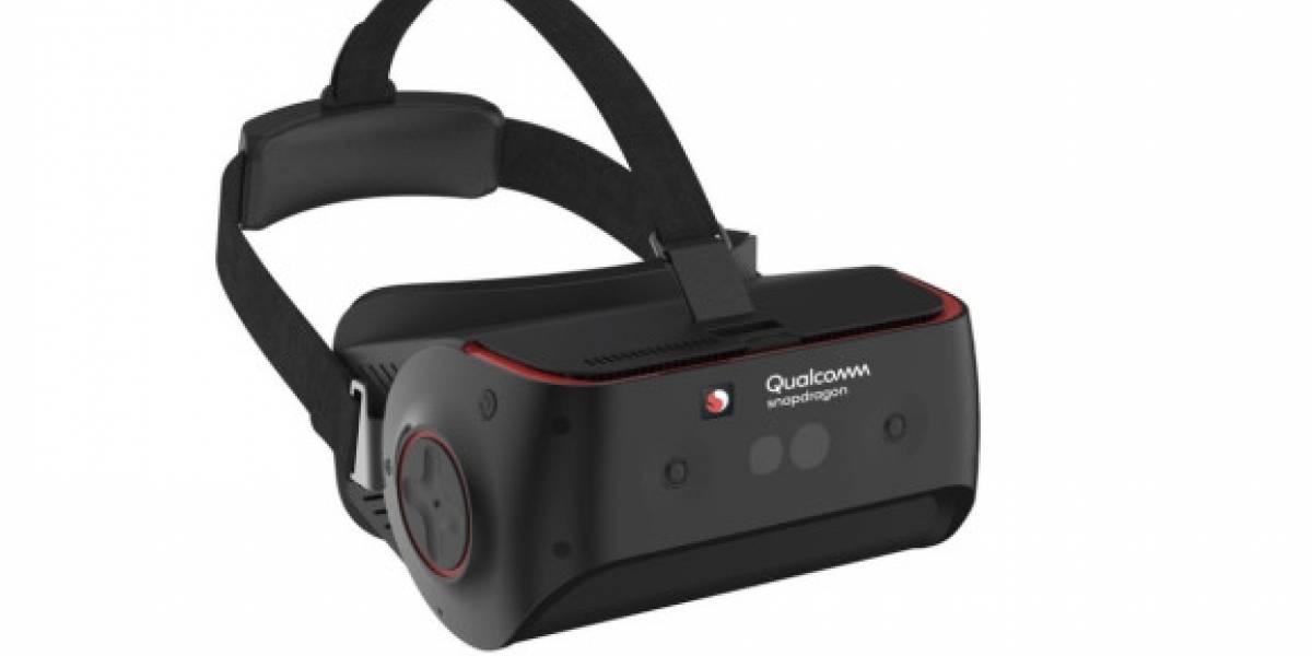 Qualcomm presentó plataforma para VR/AR que usa el Snapdragon 845