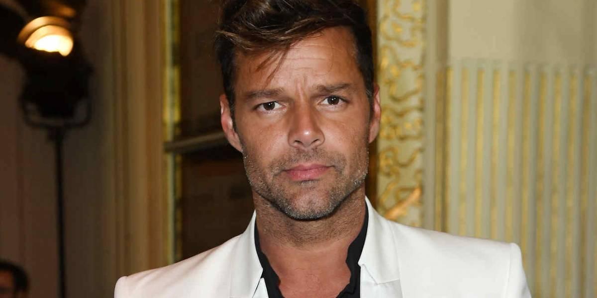 Ricky Martin revela que una de sus novias sabía que él era gay