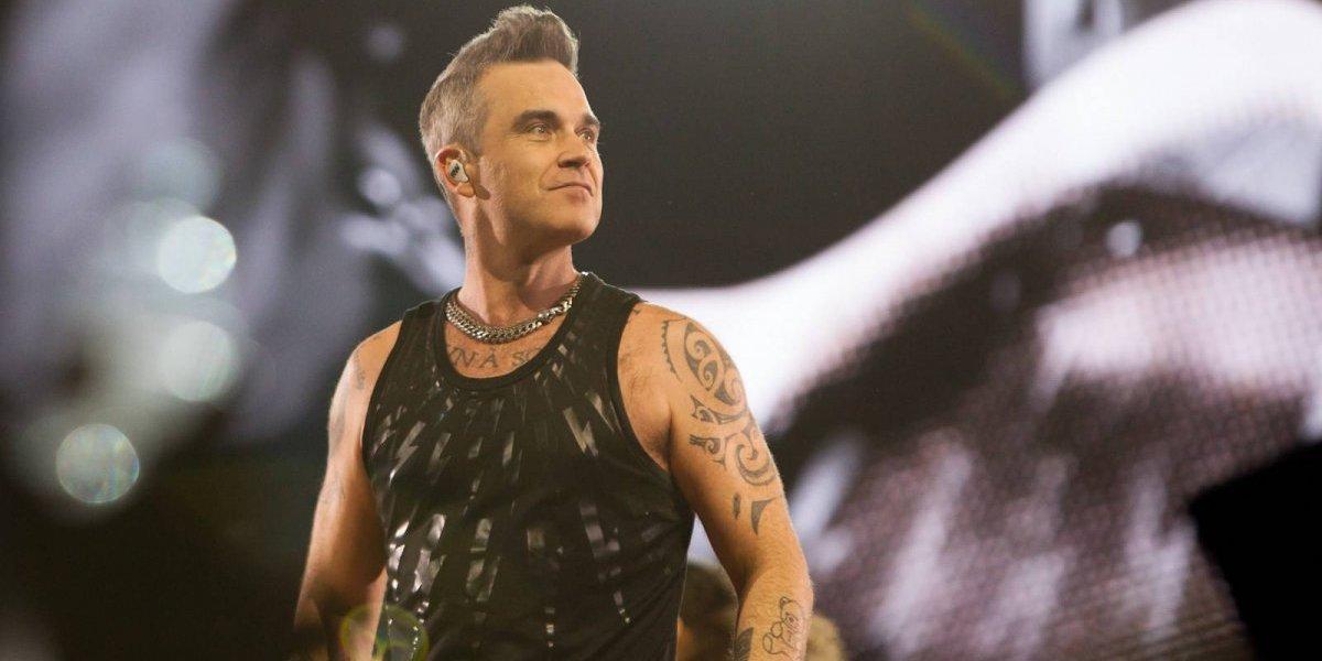 Robbie Williams afirma que tiene una enfermedad en la cabeza que podría causarle la muerte