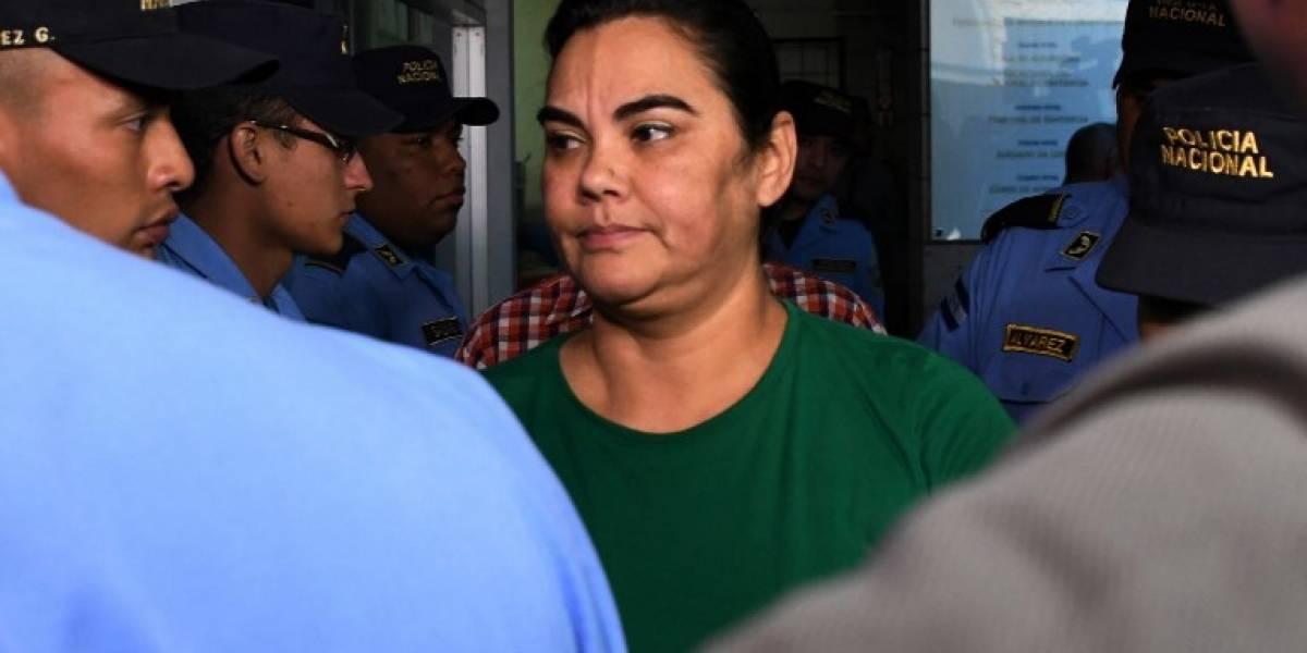 Exprimera dama de Honduras recibe sentencia de 58 años de cárcel por corrupción