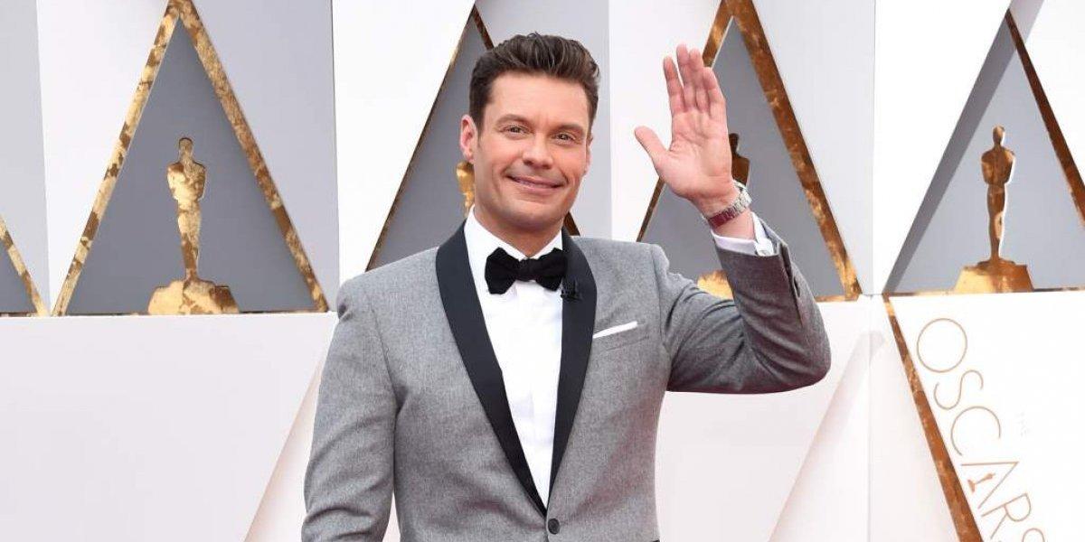 Oscar 2018: Estas famosas se negaron a hablar con Ryan Seacrest por la denuncia de acoso