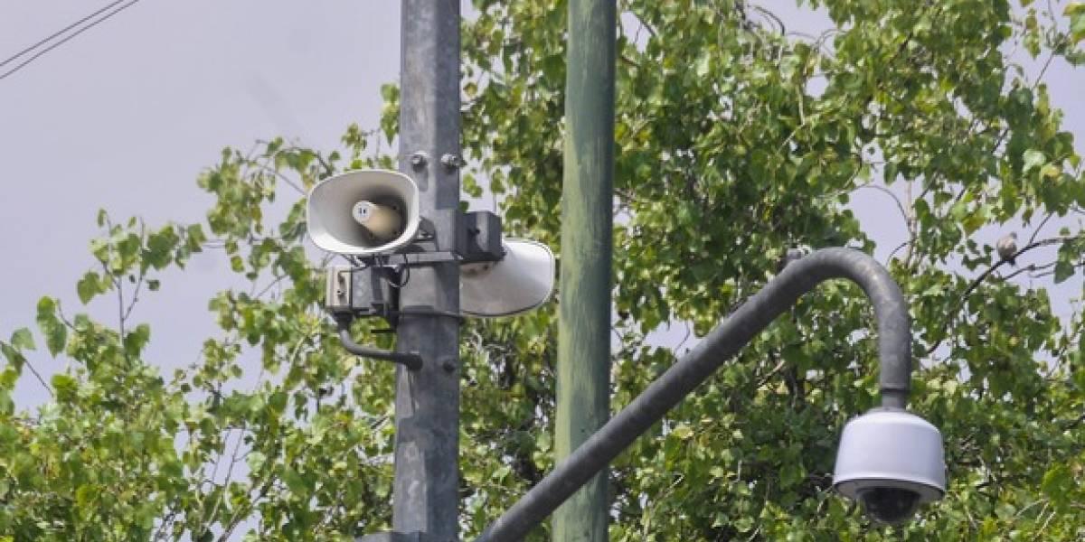 Hasta 120 mil pesos de multa por usar la alerta sísmica en simulacros