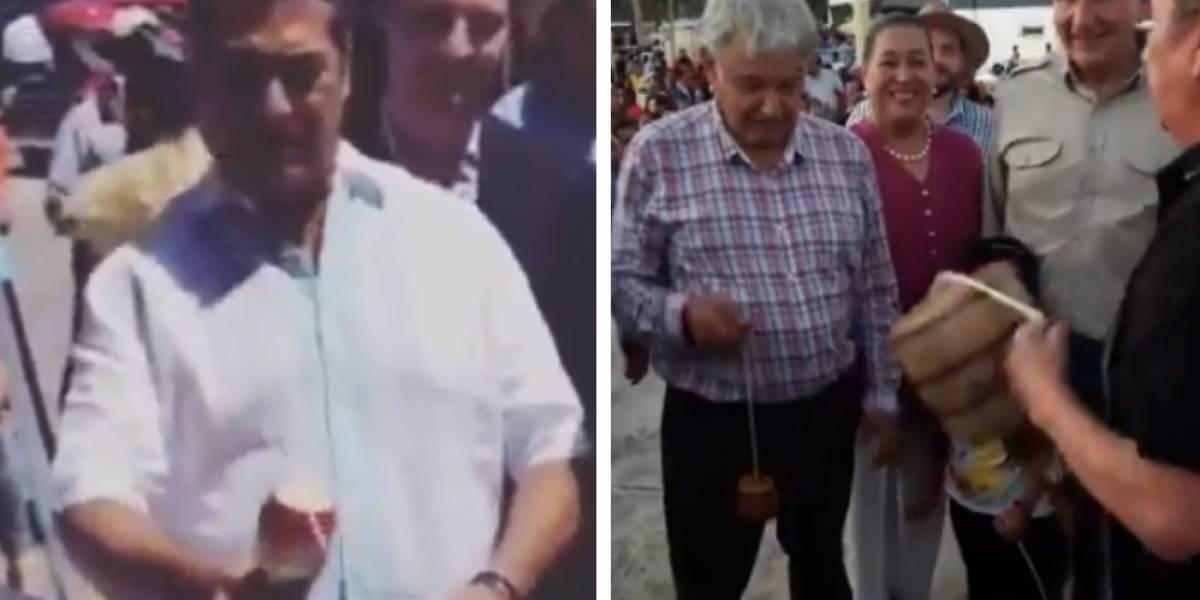 Elecciones 2018: Andrés Manuel López Obrador busca enamorar banqueros en Acapulco