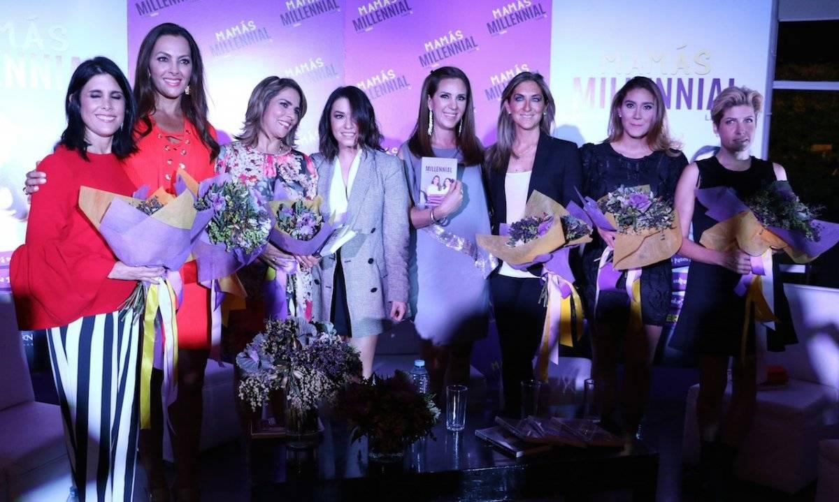A la presentación del libro acudieron muchas compañeras y amigas de las autoras. Cecilia Borja / Publimetro